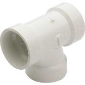 Pvc Dwv Schedule 40 Sanitary Tee 5.1cm