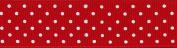 Morex Corp Grosgrain Swiss Dot Ribbon 2.2cm X4yd