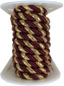 Wrights Metallic Twist Cord 1cm Wide 12 Yards