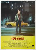 Classic Robert De Niro Taxi Driver Movie Film A4 Poster / Print / Picture 260GSM Satin Photo Paper