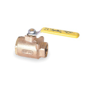 APOLLO Bronze Ball Valve, Inline, SAE, 1/2 In 7790301