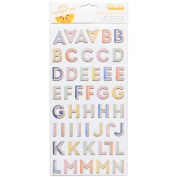 Amy Tan Finders Keepers Thickers Stickers 14cm x 28cm 2/Pkg