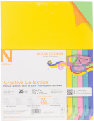Creative Collection Cardstock Pack 22cm x 28cm 25/Pkg