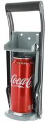 Vanitek 470ml Aluminium Can Crusher & Bottle Opener   Heavy Duty Large Metal Wall Mounted Soda Beer Smasher – Eco-Friendly Recycling Tool