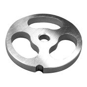 LEM Products 610SS GRINDER STUFFING PLATE- #8- STAINLESS STEEL. Use the #8 stainles