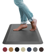 Sky Mat, Comfort Anti Fatigue Mat 20 x 100cm x 1.9cm , 7 Colours and 3 Sizes, Perfect for Kitchens and Standing Desks,