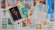 25 Mexico (L220) Stamps