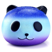 Biging 1 Pieces Cute Panda Squishies Kawaii Slow Rising Soft Toy for Kids or Stress Relief