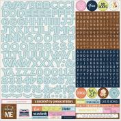 Family Ties Stickers 30cm x 30cm