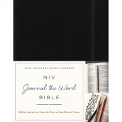 NIV Journal The Word Hardcover Bible