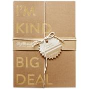 Kraft Notebooks 3/Pkg