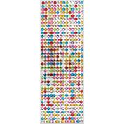 MultiCraft 6mm Gem Stickers