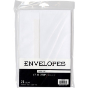 Leader A9 Envelopes (15cm x 22cm ) 25/Pkg