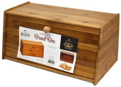 Wee's Beyond 3005 Bamboo Bread Box