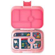 YUMBOX Original (Gramercy Pink) Leakproof Bento Lunch Box Container for Kids