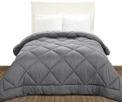 Utopia Bedding Comforter Duvet Insert - Ultra Plush Hypoallergenic, Siliconized fiberfill, Down Alternative Comforter