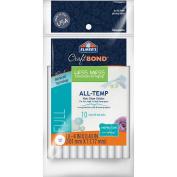 Elmer's CraftBond(R) Less Mess All-Temp Glue Sticks-1.1cm x 10cm 10/Pkg