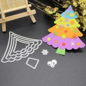 Fabal Frame Metal Cutting Dies DIY Album Scrapbook Card Bookmark Decor Tools Cutting Dies for Scrapbooking
