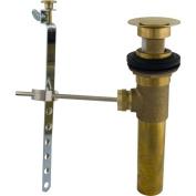 Monogram Brass MB-DRN-600 Decorative Pop-Up Style Bathroom Sink Drain