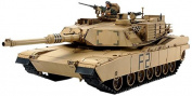 TAM32592 1:48 Tamiya M1A2 Abrams US Main Battle Tank [MODEL BUILDING KIT]