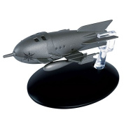 Star Trek Captain Proton's Rocket Ship Model with Magazine #111