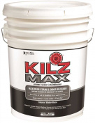 KILZ MAX Maximum Stain and Odour Blocking Interior Latex Primer/Sealer, White