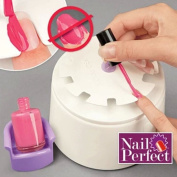 Perfect Nail Manicure Tools Finger Feet Nail Painting Helper Anti-spill Set Nail Care Beauty Tools Plus 200+ Nail Decals