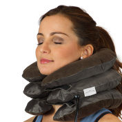 Calily Health Cervical Neck Traction Device – Instant Pain Relief for Chronic Neck and Shoulder Pain – Amazing Alternate Pain Relieving Remedy