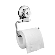 LORDEAR SLL17001 Vaccum System,Suction Cup Toilet Paper Holder,Stainless Steel