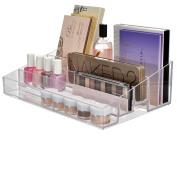 Premium Quality Clear Plastic Vanity Organiser | Audrey Collection
