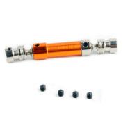 RC 0025 Orange Alloy Rear Centre Drive Transmission Shaft Fit WLtoys 1/12 12428