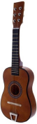 Star MG50-BW Kids Acoustic Toy Guitar 60cm , Brown Colour