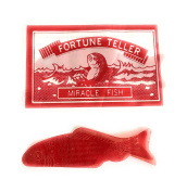 144 Fortune Teller Miracle Fish Fortune Telling Fish In Individual Envelopes