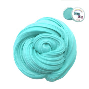 Fluffy Slime - Jumbo Floam Slime Sludge Toy Satisfying Slime Stress Relief Toy for Kids and Adults Soft Stretchy and Non-sticky 180ml