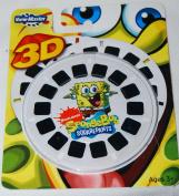 SpongeBob Squarepants 3D ViewMaster - 3 Reel Set