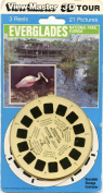 ViewMaster Everglades National Park, Florida - 3 reels on card - New and Unopened