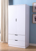 K16009 180cm H x 80cm W Eltra K Series Smart Home Closet Cabinet Wardrobe