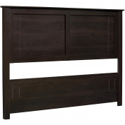 Ameriwood Home 5747303COM Quinn Headboard Wood, Full/Queen, Espresso