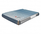 Strobel Organic Waterbed Mattress Hydro-Support 1800dw Double-Wall King
