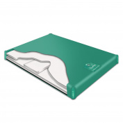 InnoMax Genesis 700 Semi Waveless Lumbar Support Waterbed Mattress, King