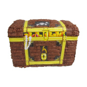 Pinatas for Pirates Party, Game, Decoration and Photo Prop, Treasure Chest