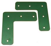 L Bracket Swing Set L-bracket Play Set Hardware Monkey Bar or A-frame Ladder Playground Jungle Gym