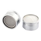 Household Kitchen Metal Faucet Filter Net Nozzle 28mm Male Thread 2 Pcs