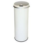 iTouchless Deodorizer Round Sensor 49.2l Trash Can
