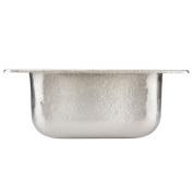 Sinkology Homer 38cm x 38cm Drop-In Bar Sink
