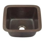 Sinkology 30cm x 30cm Undermount Bar Prep Sink
