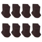 Cuccu 32pcs Chair Leg Socks-Knitting Wool Furniture Feet Socks/ Chair Leg Floor Protector/ Furniture Pads