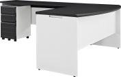 Altra Furniture Pursuit Small Office Set