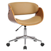 Porthos Home Lydia Office Chair, Natural