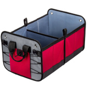 Car Trunk Organiser for Car SUV Trunk Vehicle Jeep Auto Durable Waterproof Collapsible Cargo Container